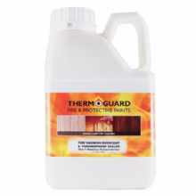 Thermoguard Fire Varnish Interior Intumescent Overcoat